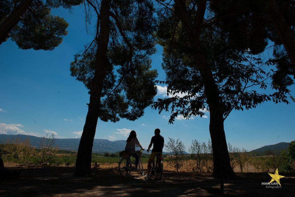 Fotos Preboda - Inma Juan 7 bicis